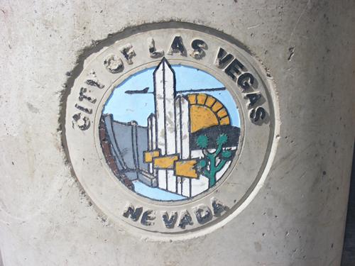 City of Las Vegas Logo - Inmate Detention and Enforcement Center