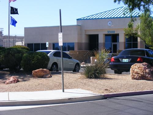 Las Vegas Inmate - Detention and Enforcement Center